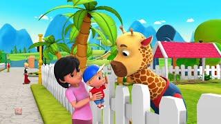 зоопарк песня | детские стишки