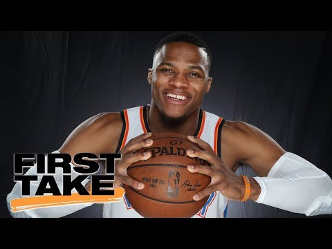 First Take reacts to Russell Westbrook signing extension with Thunder | First Take | ESPN