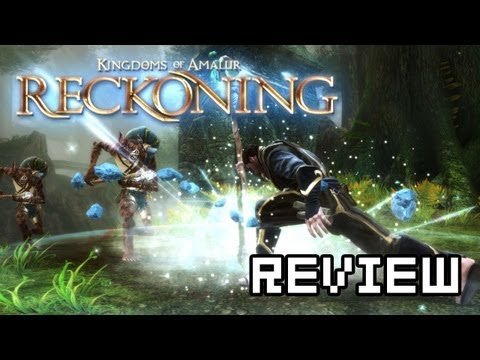 Kingdoms of Amalur: Reckoning REVIEW!