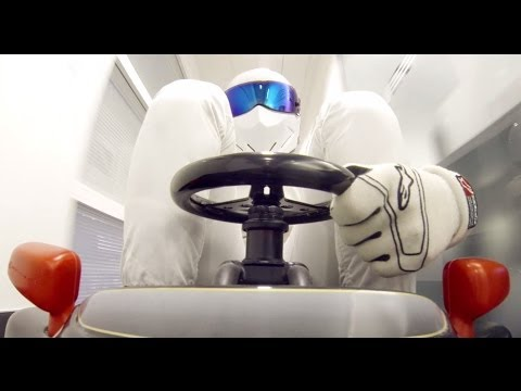 Has Stig actually stolen an F1 car? - Top Gear - BBC