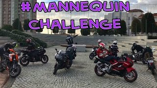Mannequin Challenge Motorcycle Version #turkishriders
