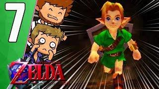 LINK LE DONJONIER 🏰   Zelda Ocarina Of Time Ep.7