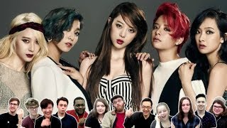 Download Lagu Classical Musicians React: F(x) 'Rum Pum Pum Pum' vs 'Red Light' Gratis STAFABAND