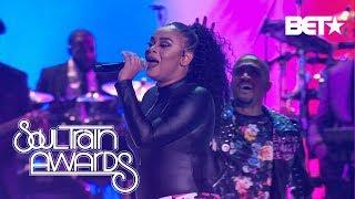 Won't He Do It! Koryn Hawthorne Praises The Lord Beautifully! | Soul Train Awards 2018