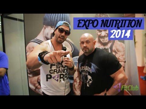 Expo Nutrition 2014 - Entrevistas, Men's Physique e Novidades