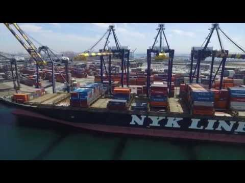 Port of Los Angeles - Slip 5 & East Basin