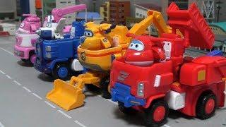 Super Wings Robot Suit Toys  슈퍼윙스 로봇슈트 장난감