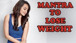 Sonakshi Sinha's Mantra To Loose Weight LEAKS | Bollywood News