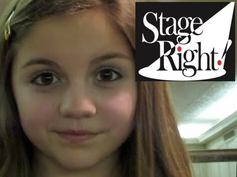 Preteen Acting Class - Stage Right! Greensburg (TV Commercial Demos)