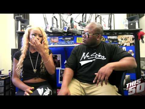 Nyemiah Supreme on K Camp Collab; Sisterhood of Hip Hop