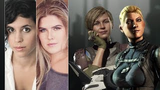 Comparing The Voices - Cassie Cage