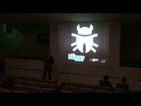 TestingCup2013 - Czyli Od Pomysłu Do Wydarzenia. Prezentacja Pomysłodawcy - Radka Smilgin