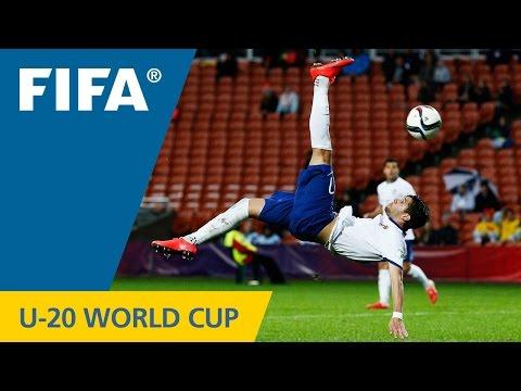 Qatar v. Portugal - Match Highlights FIFA U-20 World Cup New Zealand 2015