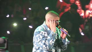 "Bad Bunny "" Te Bote"" Staples Center"