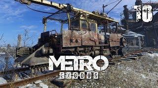 "Let's Play Metro Exodus #10 (PC) ~ ""TREINWAGON GEJAT!"" ~ Nederlands, HP OMEN X (2K)"
