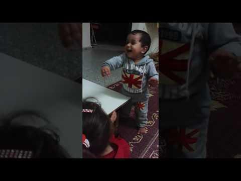رقص الاطفال على اغنية سبونج بوب thumbnail