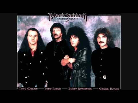 Black Sabbath - I Witness - (from Cross Purposes)
