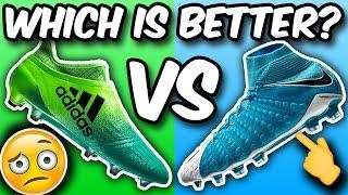 Hypervenom vs X16? Which Football Boot is Better?