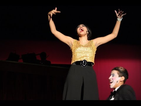 Thomas Dale High School presents Cabaret