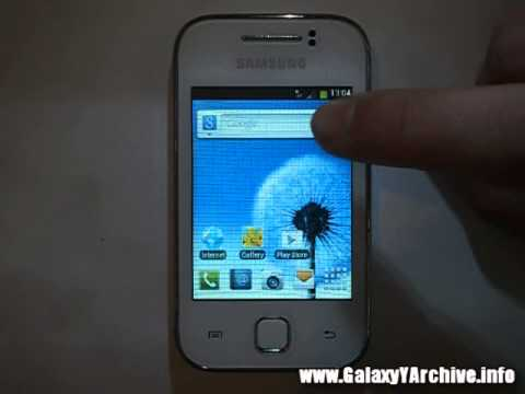 How to install Creed v4 ROM on Galaxy Y + Quick Review