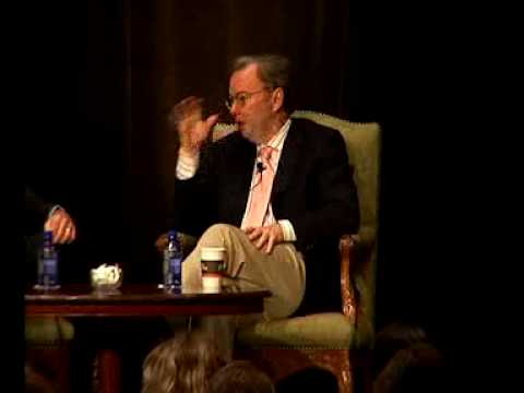 Eric Schmidt at the Bear Stearns Annual Media Conference