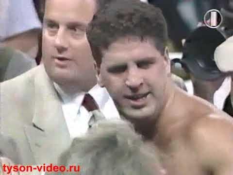 Майк Тайсон - Питер МакНили 43 (2) Mike Tyson vs Peter McNeeley