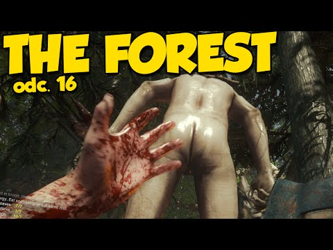 Krwawy Anal - The Forest #16 [let's Play Pl] video