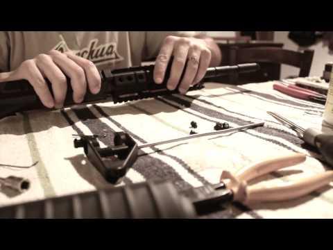 Reezo's Custom AEG Project - Episode 06: RAS Installation