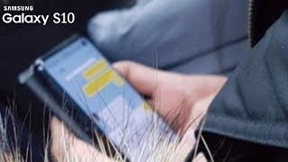 Samsung Galaxy S10 - SPOTTED LIVE!!!