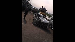 Bangladesh Ashulia Road Accident