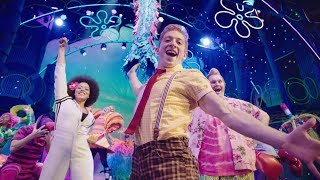 Show Clips - SPONGEBOB SQUAREPANTS, Starring Ethan Slater