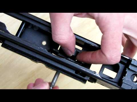 Saiga 7.62 to AK-47 Conversion - Part 2 - By Ed and Auston