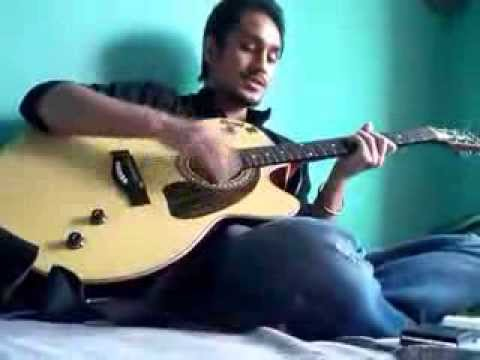 Shahar (Bapi Bari Jaa) (Bengali) (2012) Guitar Cover