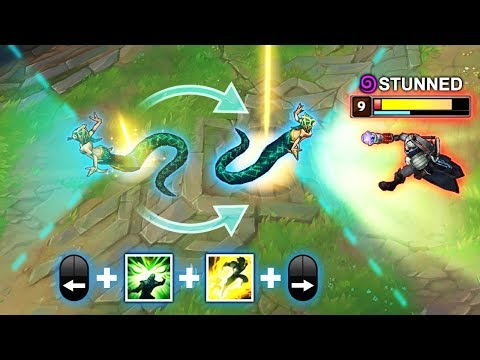 LEAGUE OF FAST COMBOS - Animation Cancel Tricks & Outplays
