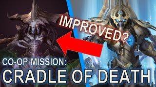 Starcraft II: Cradle of Death [New map; new Zagara!]