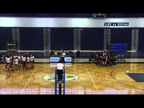 LHS   Lancers Vs  Hillies   Volleyball