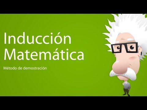 Métodos de demostración: Inducción matemática