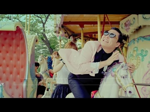 Psy - Gangnam Style (강남스타일) M v Making Film video
