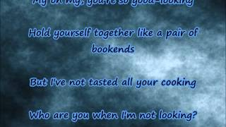 Blake Shelton Video - Who Are You When I'm Not Looking - Blake Shelton (Lyrics)
