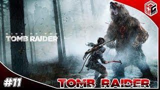 GB noob, errando muito kkkk - Rise of The Tomb Raider #11