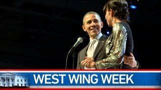 West Wing Week 01/25/13 or...