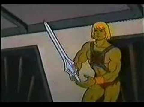 DVDA - HeMan - Now youre a man