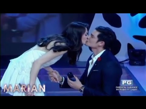 DINGDONG DANTES PROPOSAL MARIAN RIVERA - FULL VIDEO