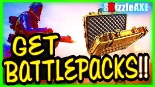BATTLEFIELD 1: Battlepacks, Scraps & Warbonds Explained ~ How To Get Battlepacks FAST (Battefield 1)