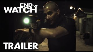 End Of Watch | Red Band Trailer | Global Road Entertainment