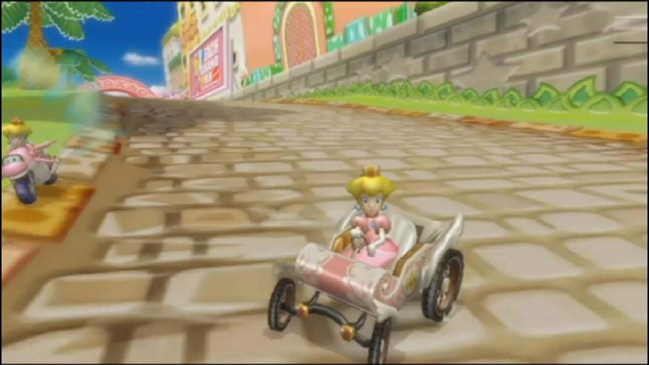 Princess Daisy  Mario Kart Wii Wiki