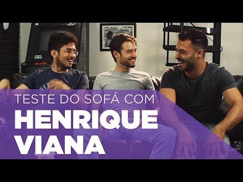 Teste do Sofá ep. 26 | Henrique Viana (Brasil Paralelo)