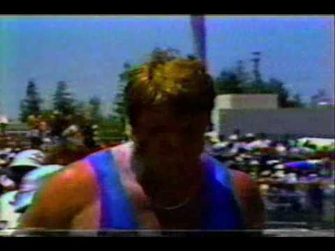 BRIAN OLDFIELD shot put tribute video Video