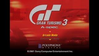 Gran Turismo 3 finish  music (E A R  R A P E)