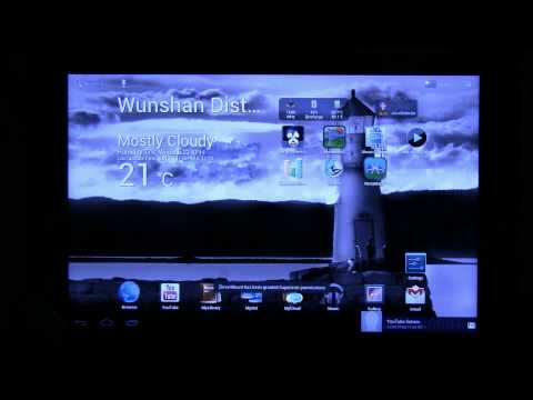 Thor A500 ROM V14 Review - Acer Iconia Tab A500 Custom ROM
